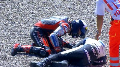 Allemagne 2006 : Roberts Jr – Tamada, entre rires et douleur