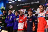 Press-Conference, GoPro Motorrad Grand Prix Deutschland