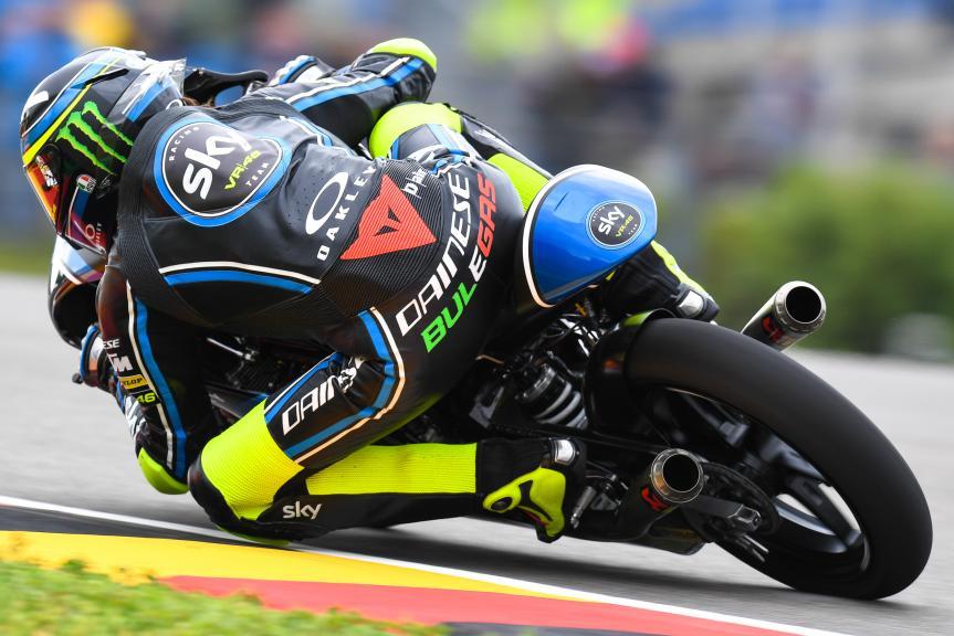 Nicolo Bulega, Sky Racing Team VR46, GoPro Motorrad Grand Prix Deutschland