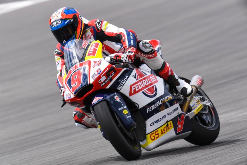 Jorge Navarro, Federal Oil Gresini Moto2, GoPro Motorrad Grand Prix Deutschland