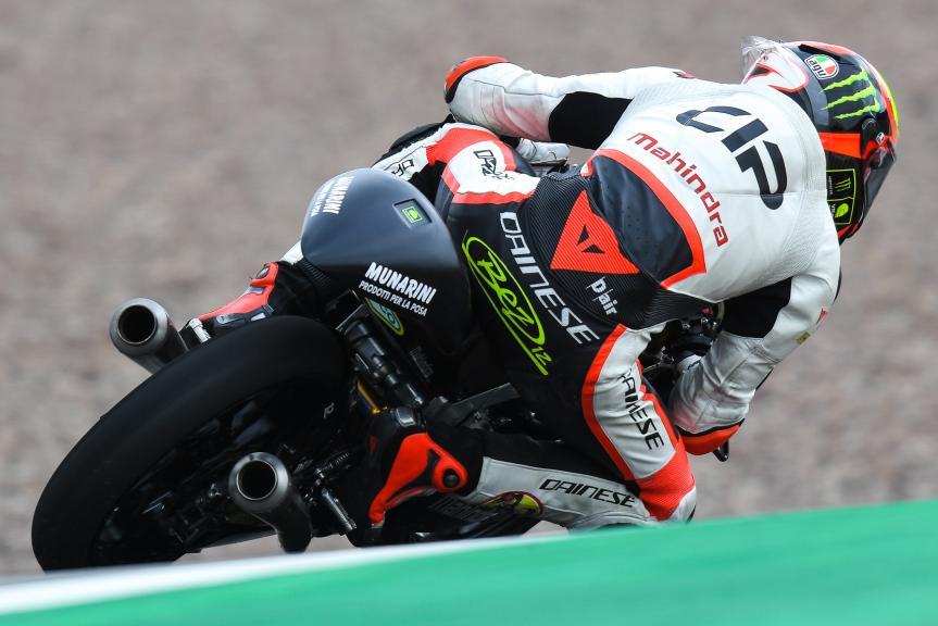 Marco Bezzecchi, CIP, GoPro Motorrad Grand Prix Deutschland