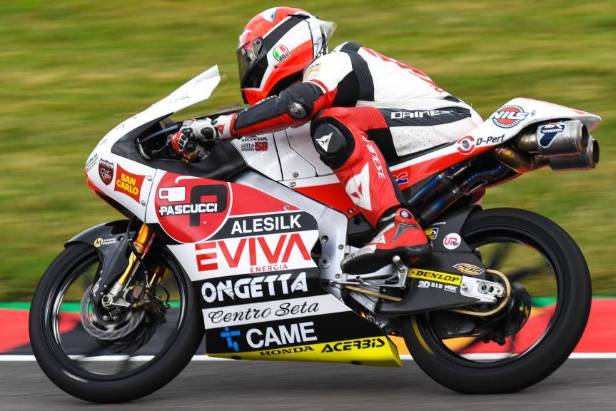Tony Arbolino, SIC58 Squadra Corse, GoPro Motorrad Grand Prix Deutschland