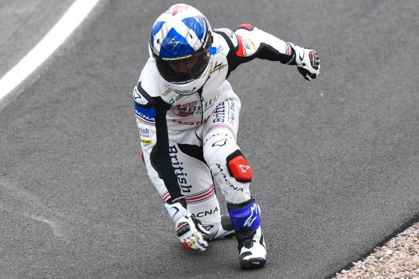 John Mcphee, British Talent Team, GoPro Motorrad Grand Prix Deutschland