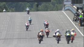The second Free Practice session of the weekend in the Moto3™ World Championship at the #GermanGP.