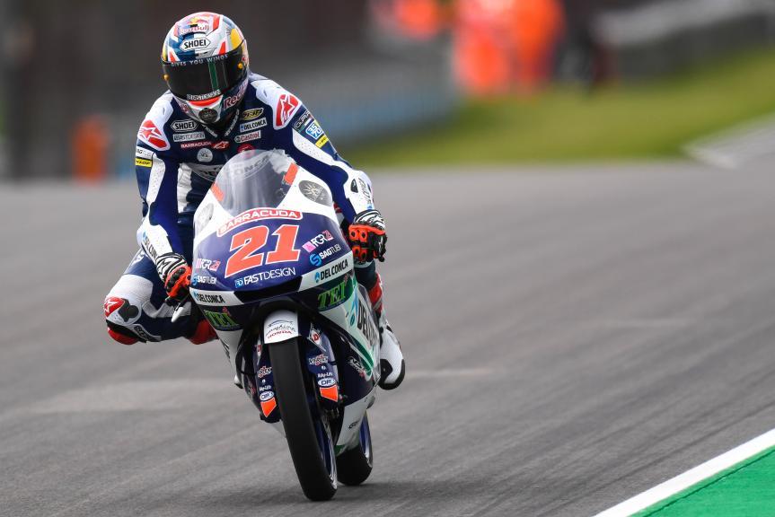Fabio Di Giannantonio, Del Conca Gresini Moto3, GoPro Motorrad Grand Prix Deutschland