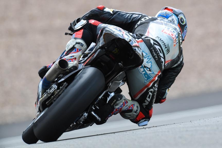 Marcel Schrotter, Dynavolt Intact GP, GoPro Motorrad Grand Prix Deutschland