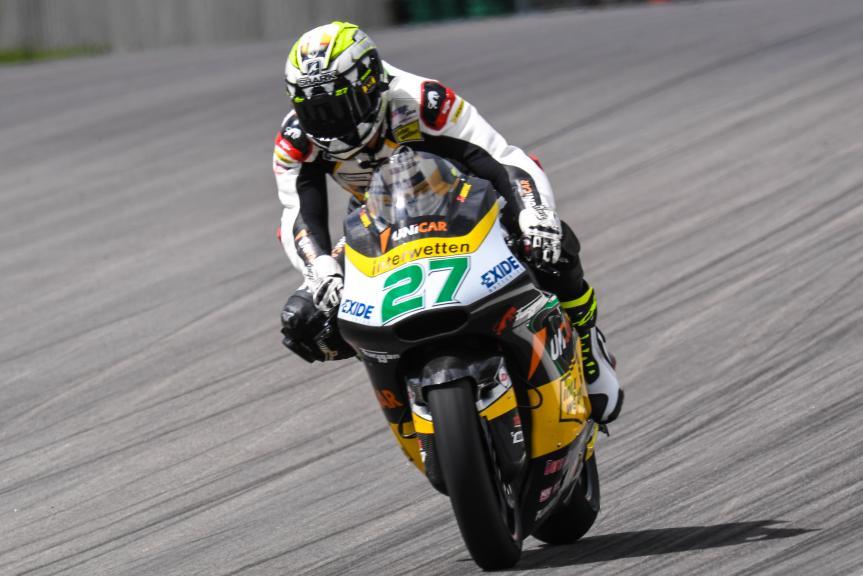 Iker Lecuona, Garage Plus Interwetten, GoPro Motorrad Grand Prix Deutschland