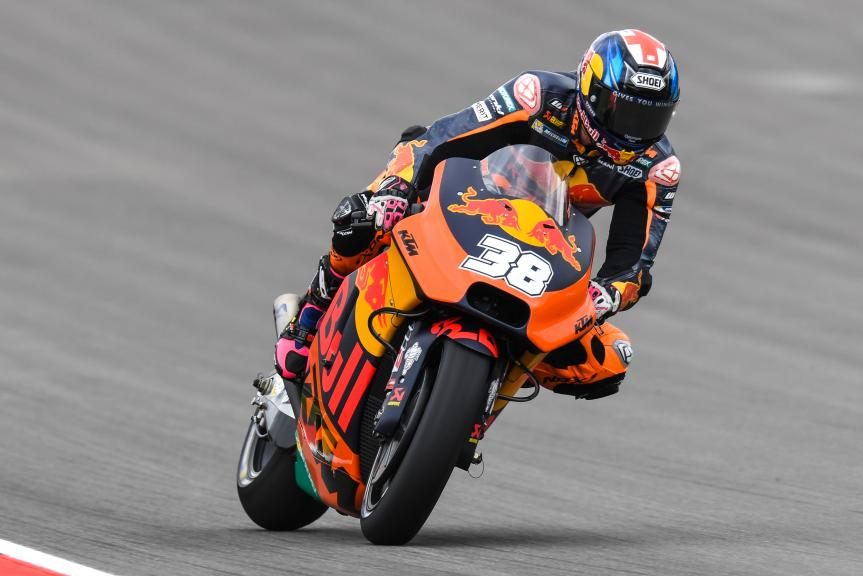 Bradley Smith, Red Bull KTM Factory Racing, GoPro Motorrad Grand Prix Deutschland