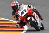 Nakarin Atiratphuvapat, Honda Team Asia, GoPro Motorrad Grand Prix Deutschland