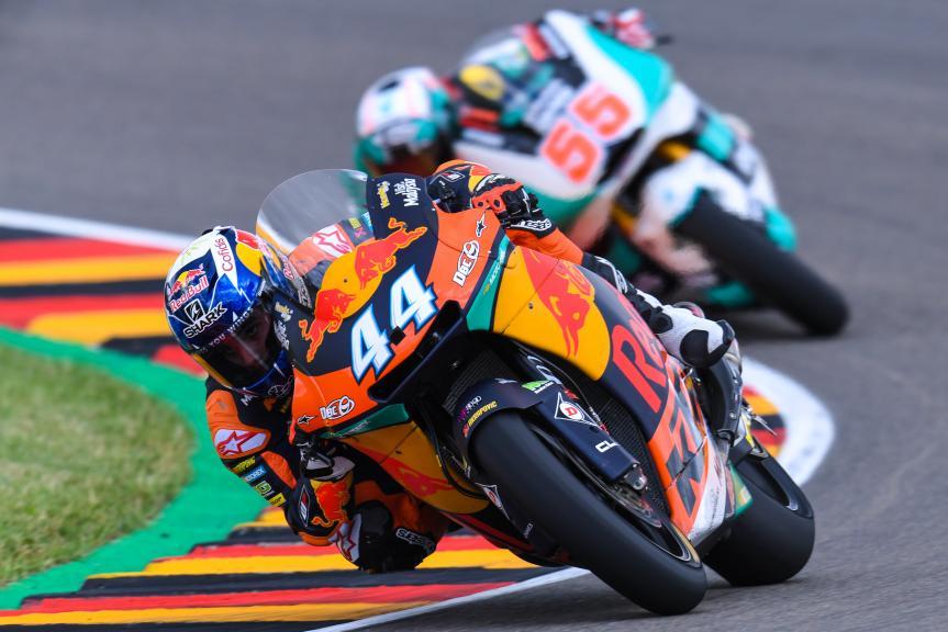 Miguel Oliveira, Red Bull KTM Ajo, GoPro Motorrad Grand Prix Deutschland