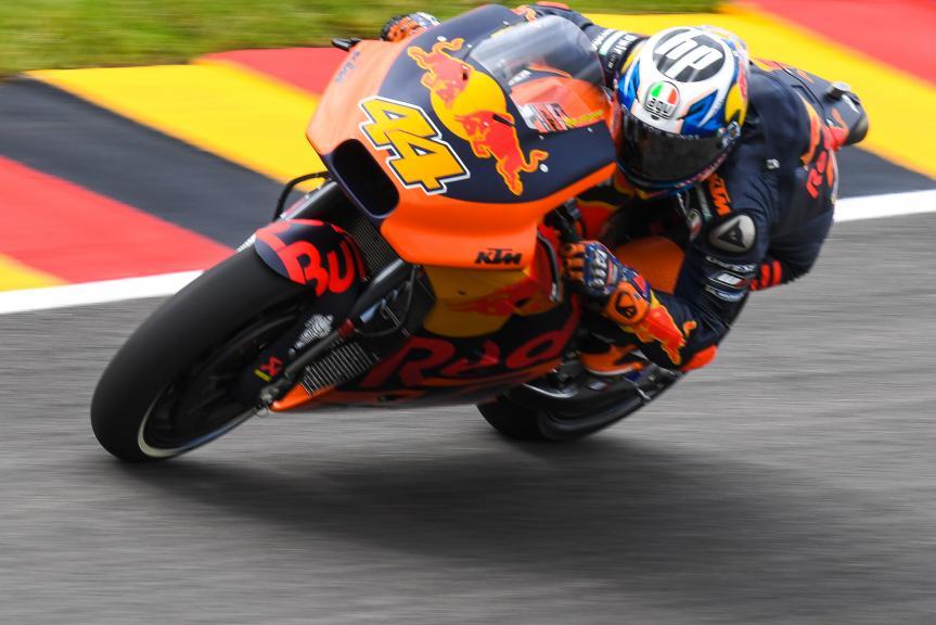Pol Espargaro, Red Bull KTM Factory Racing, GoPro Motorrad Grand Prix Deutschland
