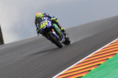 Rossi: 'Ha sido un día frustrante'