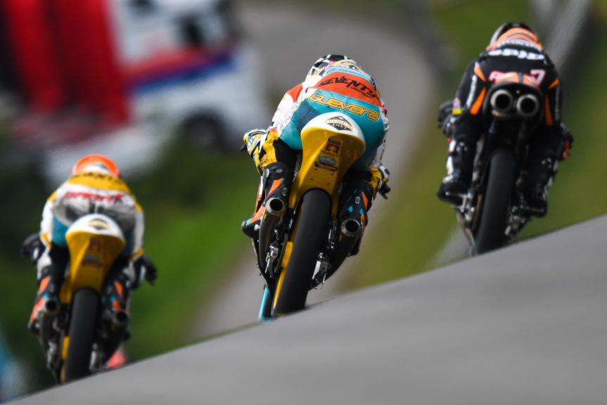 Juanfran Guevara, RBA BOE Racing Team, GoPro Motorrad Grand Prix Deutschland