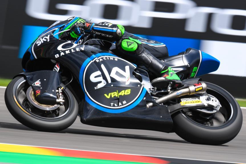 Stefano Manzi, Sky Racing Team VR46, GoPro Motorrad Grand Prix Deutschland