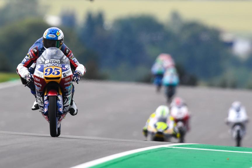 Jules Danilo, Marinelli Rivacold Snipers, GoPro Motorrad Grand Prix Deutschland