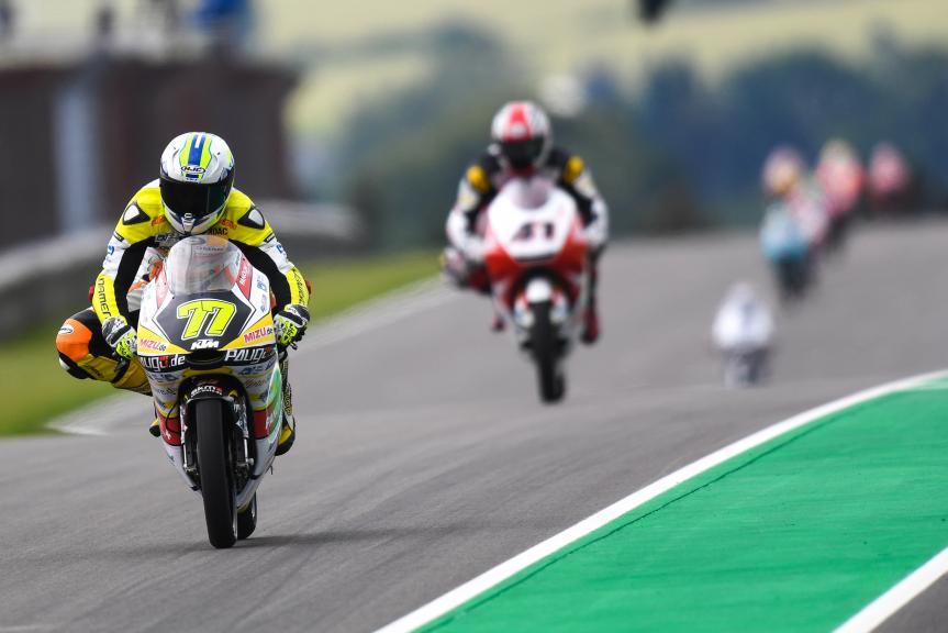 Tim Georgi, Freudenberg Racing Team, GoPro Motorrad Grand Prix Deutschland