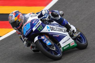 FP1 Moto3™: Martin vorn