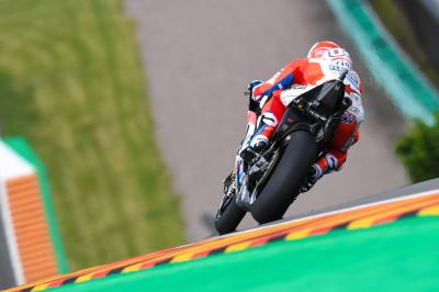 "Dovizioso: ""We confirmed the positive trend"""