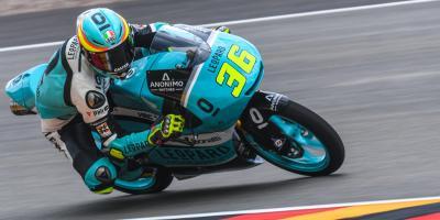 Moto3™: Mir Schnellster am Freitag nach roter Flagge