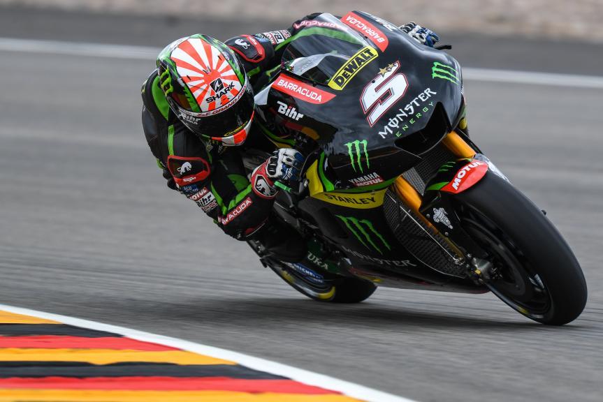 Johann Zarco, Monster Yamaha Tech 3, GoPro Motorrad Grand Prix Deutschland