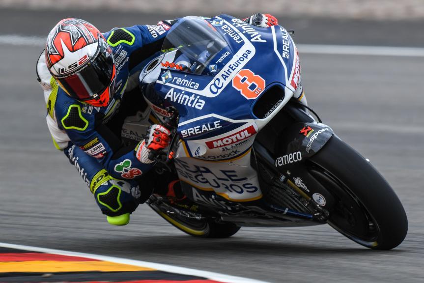 Hector Barbera, Reale Avintia Racing, GoPro Motorrad Grand Prix Deutschland