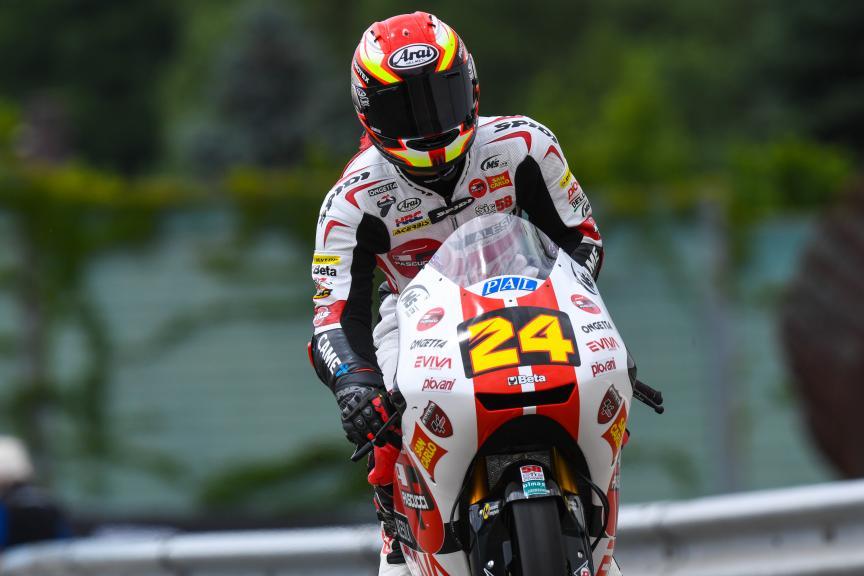 Tatsuki Suzuki, SIC58 Squadra Corse, GoPro Motorrad Grand Prix Deutschland