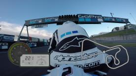 Jump on-board for a lap of the Sachsenring, filmed exclusively using GoPro cameras.