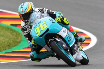 Mir just clear of Bendsneyder in FP3