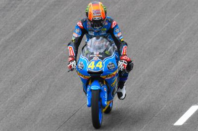 Free Video: Canet's pole lap from the #GermanGP