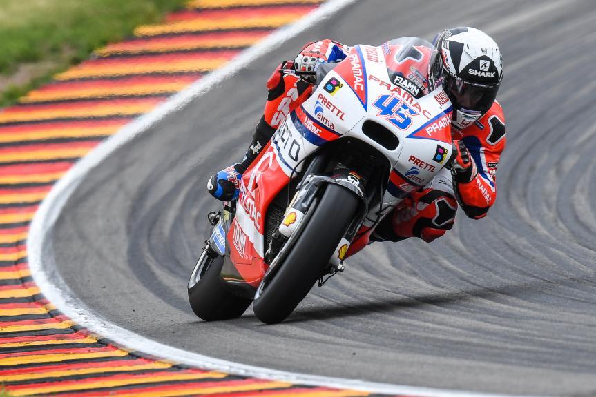 Scott Redding, Octo Pramac Racing, GoPro Motorrad Grand Prix Deutschland