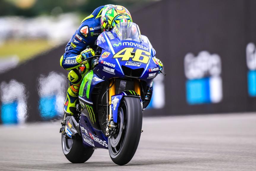 Valentino Rossi, Movistar Yamaha MotoGP, GoPro Motorrad Grand Prix Deutschland