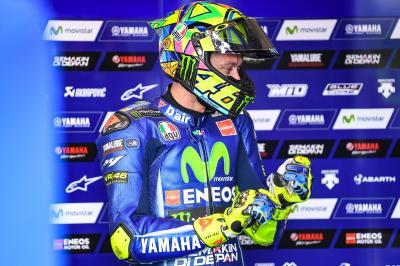 Rossi : « Nous ne nous y attendions pas »