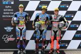 Franco Morbidelli, Alex Marquez, Sandro Cortese, GoPro Motorrad Grand Prix Deutschland