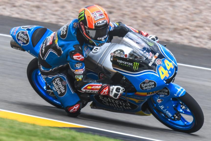 Aron Canet, Estrella Galicia 0,0, GoPro Motorrad Grand Prix Deutschland