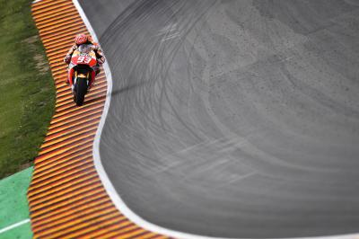 """Marquez: """"We're ready in both conditions"""""""