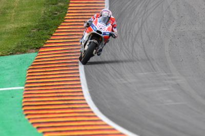 "Dovizioso: ""We can do well in the next few races'"