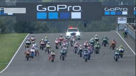 The full race session at the #GermanGP of the Moto2™ World Championship.