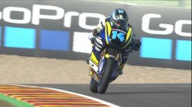 Vídeo completo del Warm Up de Moto2™ en el #GermanGP.