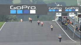 The entire Warm Up session for the Moto3? World Championship at the #GermanGP.