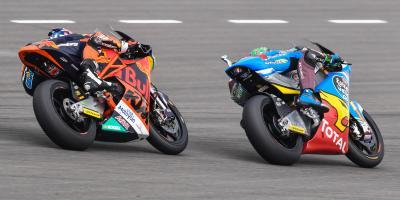Moto2™: Morbidelli gewinnt den GoPro Motorrad Grand Prix