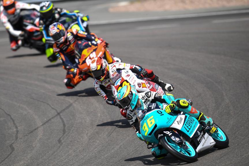 Joan Mir, Leopard Racing, GoPro Motorrad Grand Prix Deutschland