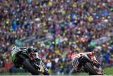 Marc Marquez, Jonas Folger, GoPro Motorrad Grand Prix Deutschland