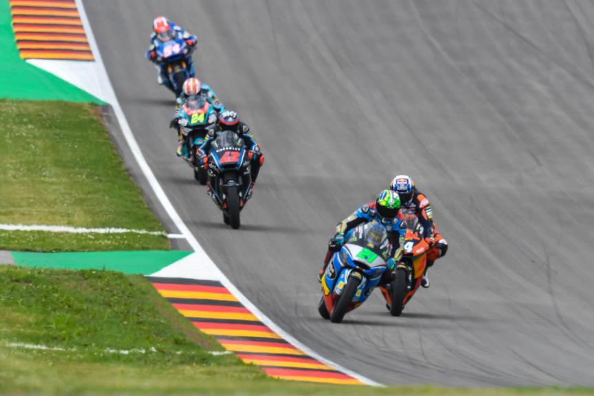 Moto2, GoPro Motorrad Grand Prix Deutschland