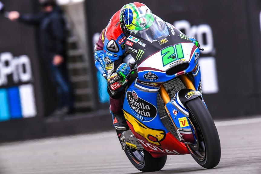 Franco Morbidelli, EG 0,0 Marc VDS, GoPro Motorrad Grand Prix Deutschland