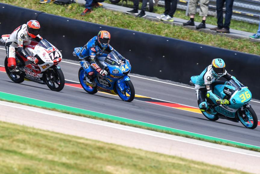Moto3, GoPro Motorrad Grand Prix Deutschland