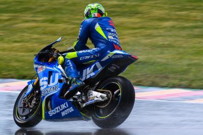 """Iannone: """"Grande progresso con Suzuki"""""""