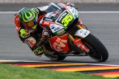 Crutchlow endures tough race for solid spot in the points