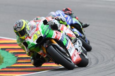 "Aleix Espargaro: ""It was a positive weekend for us"""