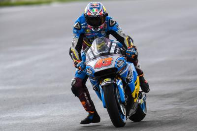 "Miller: ""I was expecting a really strong race here"""