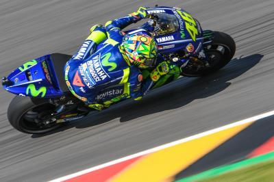 Rossi: «Cette cinquième place est un bon résultat»